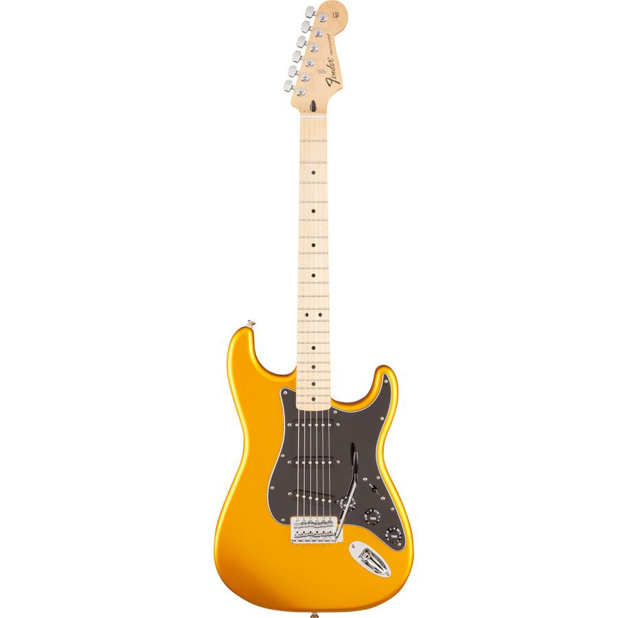 Standard Stratocaster Satin Blaze Gold