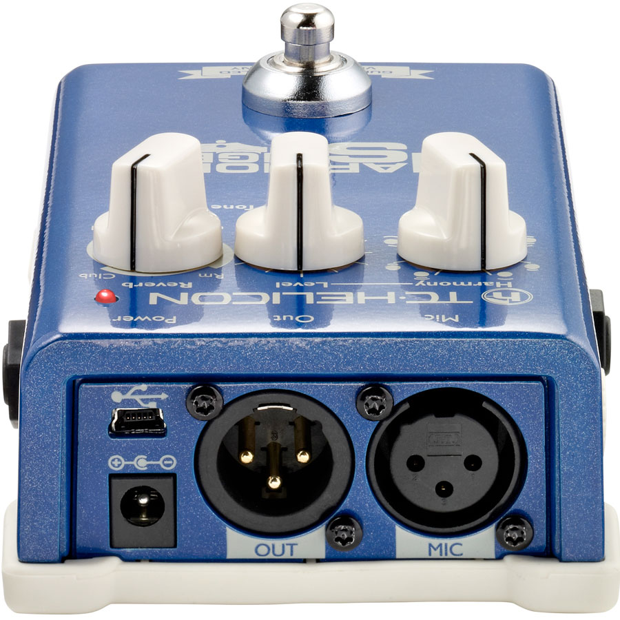 TC Helicon Harmony Singer  Rear View