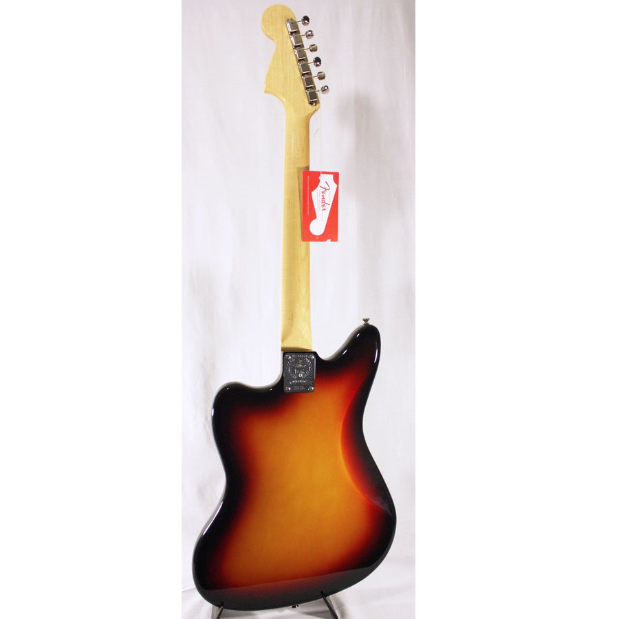Fender American Vintage 65 Jaguar Sunburst Rear View
