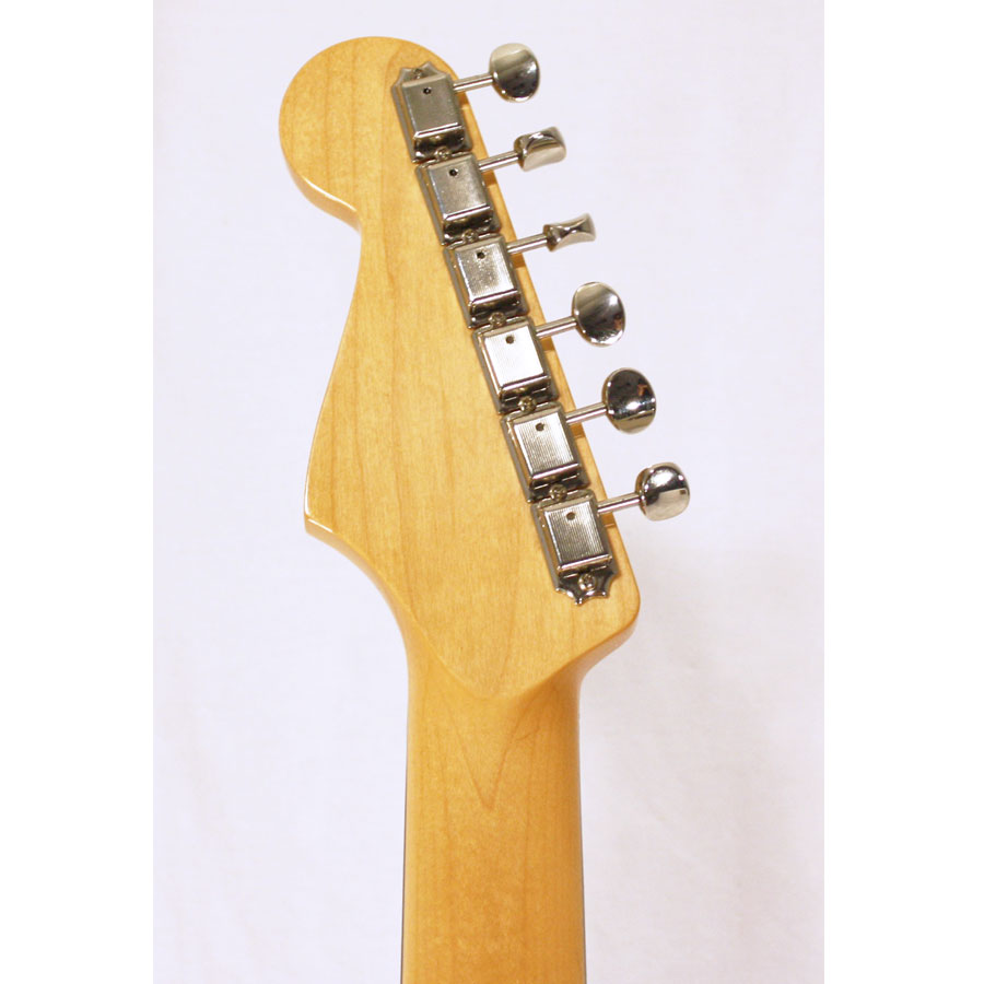 Fender Pro Custom Shop Newporter Rear Headstock Detail