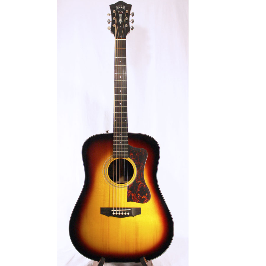 D-50 Bluegrass Special Antique Burst DEMO