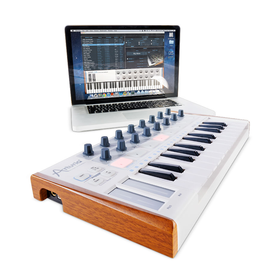 Arturia KeyLab 49 Synth with Software