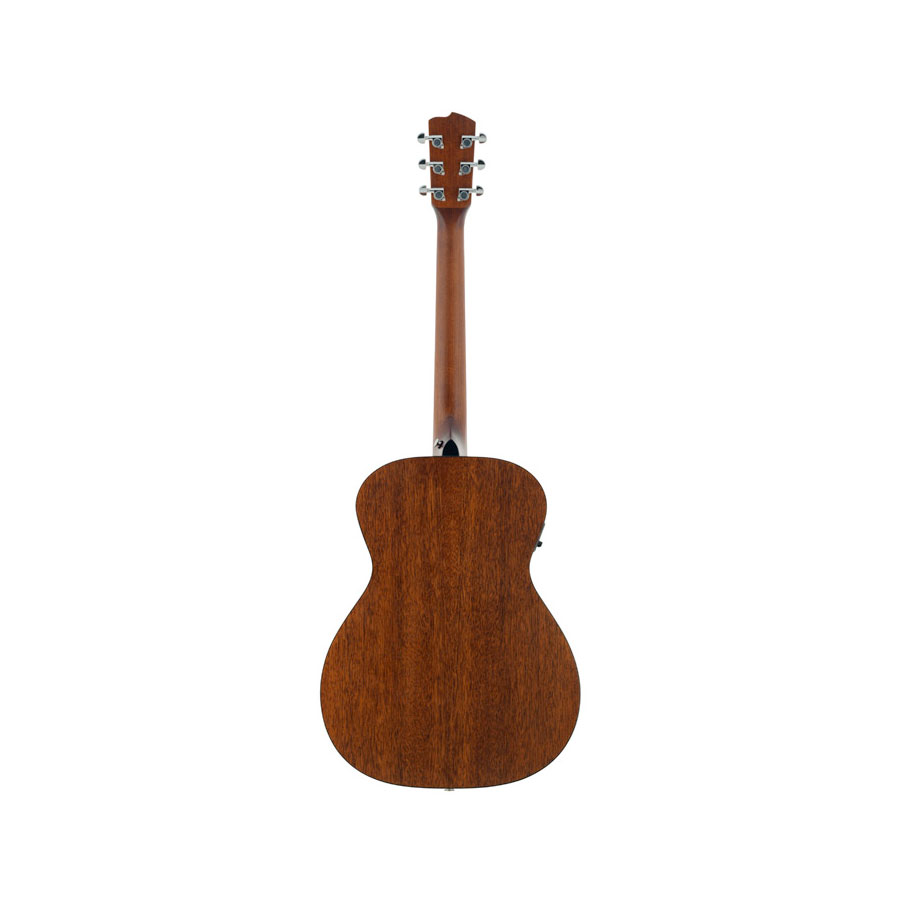 Breedlove Passport OM/MMe Rear view