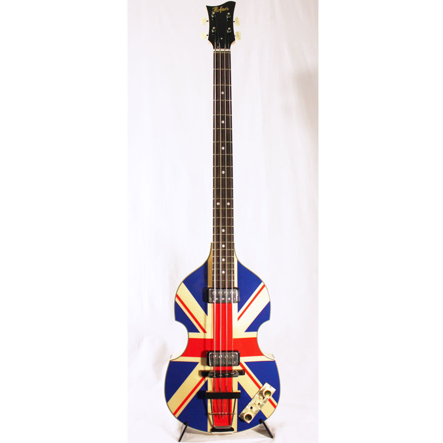 2012 Diamond Jubilee Violin Bass - Union Jack 45 of 60