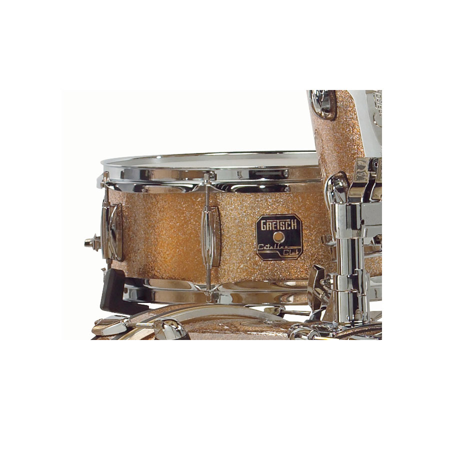 Gretsch Drums Catalina Club Jazz - Copper Sparkle View 2