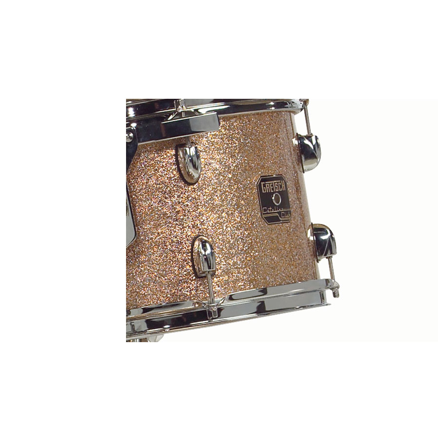 Gretsch Drums Catalina Club Jazz - Copper Sparkle Detail 2