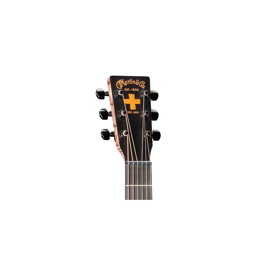 Martin LX1E Ed Sheeran Little Martin Headstock