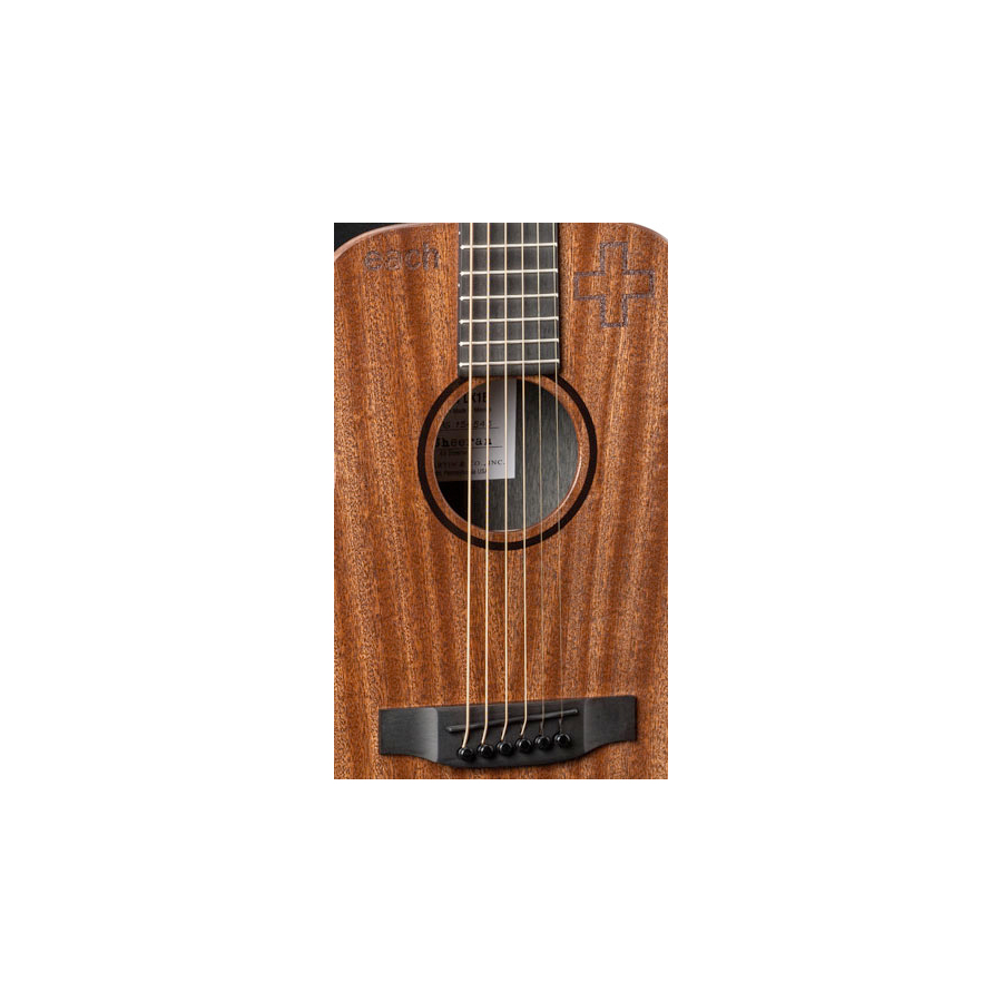 Martin LX1E Ed Sheeran Little Martin Soundhole