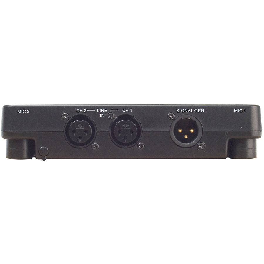 Phonic PAA6 USB Rear View