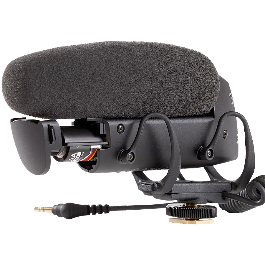 Shure VP83 Right Side