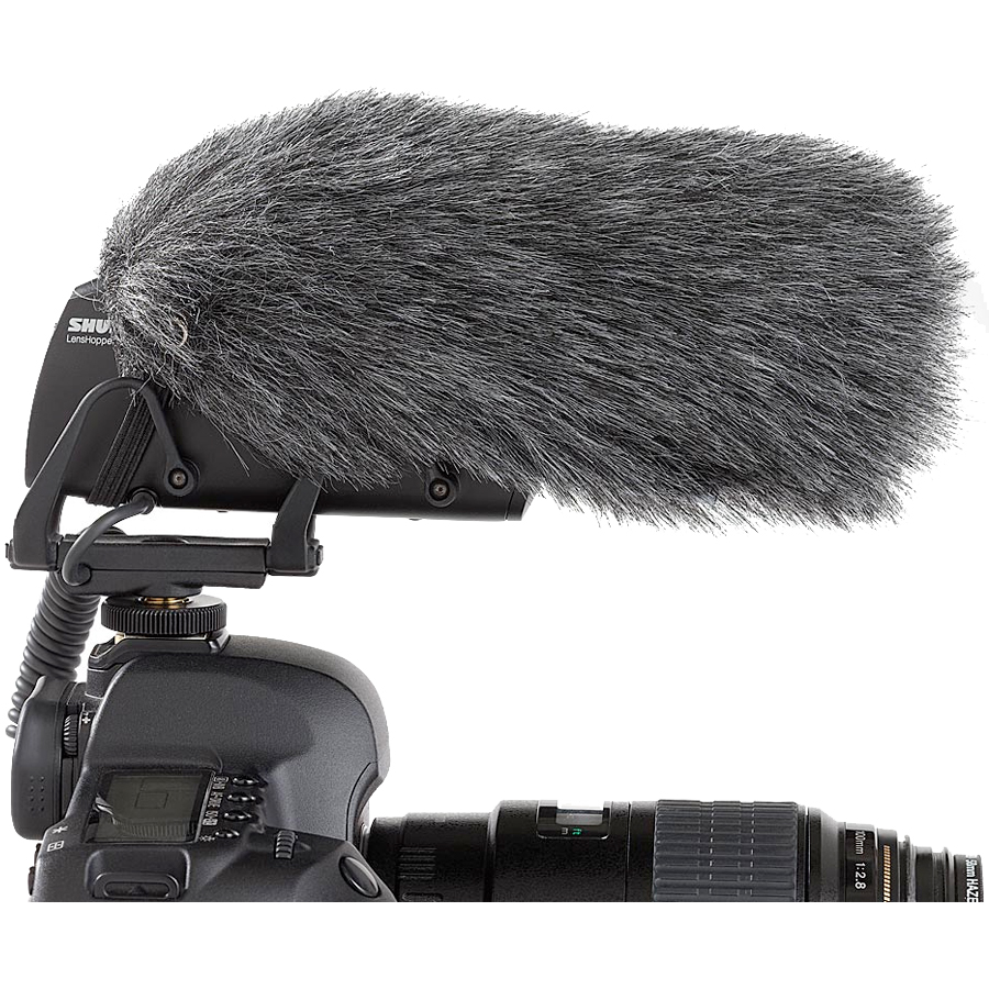 Shure VP83 W/ Windscreen