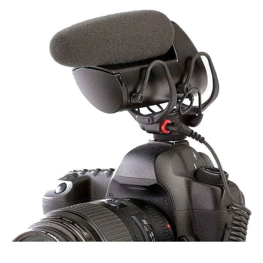Shure VP83FOn Camera