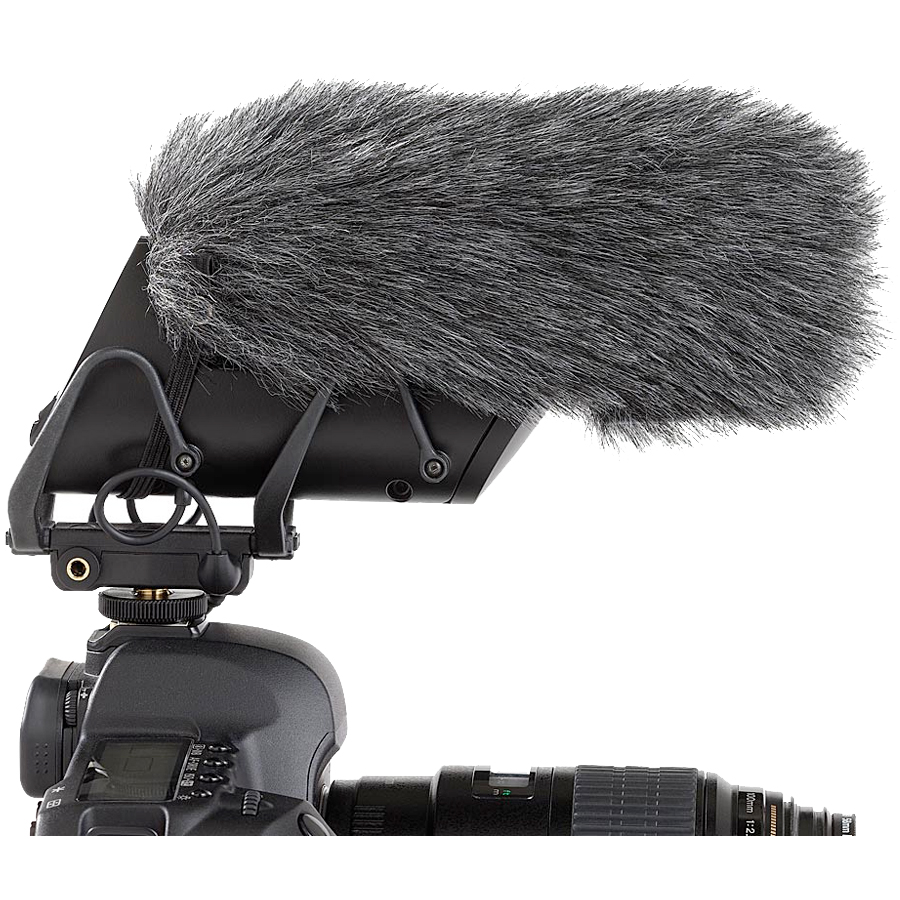 Shure VP83F W/ Windscreen