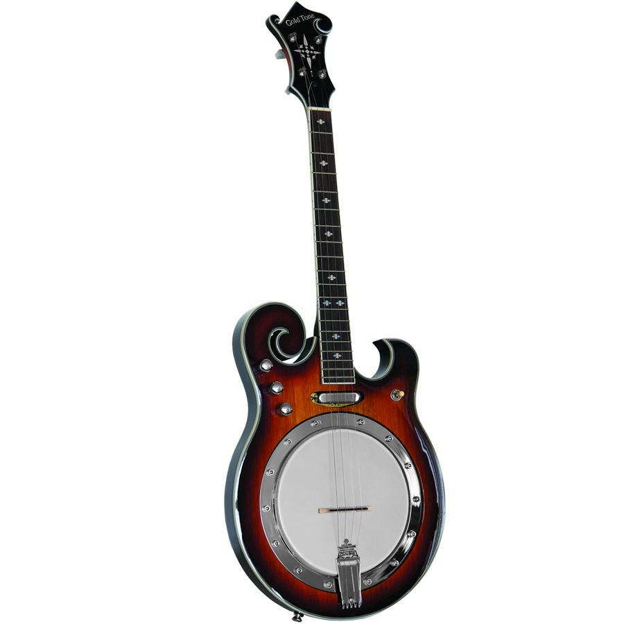 EBM-4 Electric Tenor Banjo