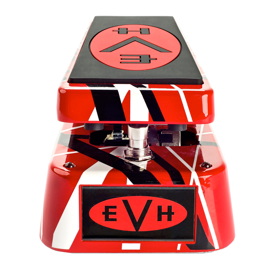 MXR EVH95 Red and White Front View