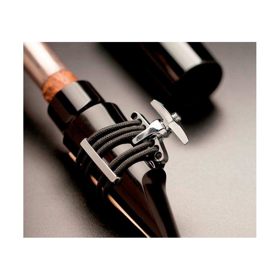 Silverstein Alto Saxophone LigatureView 2