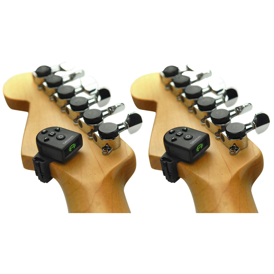 NS Micro Headstock Tuner - 2 Pack