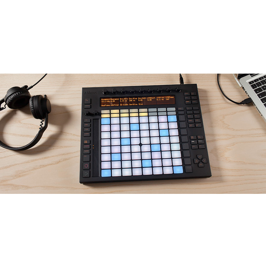 Ableton Push View 3