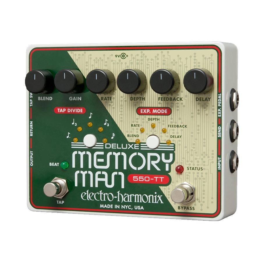 Deluxe Memory Man Tap Tempo 550