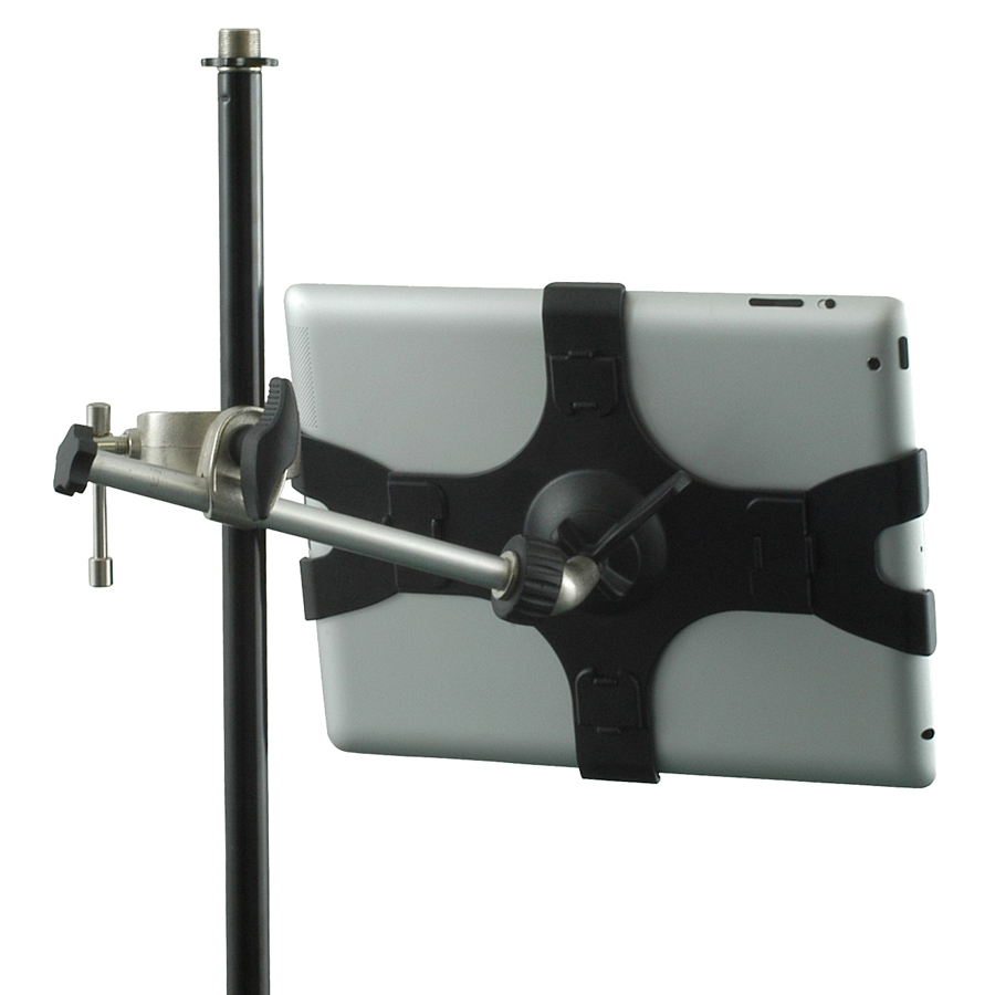 Peavey Tablet Mounting System Side View