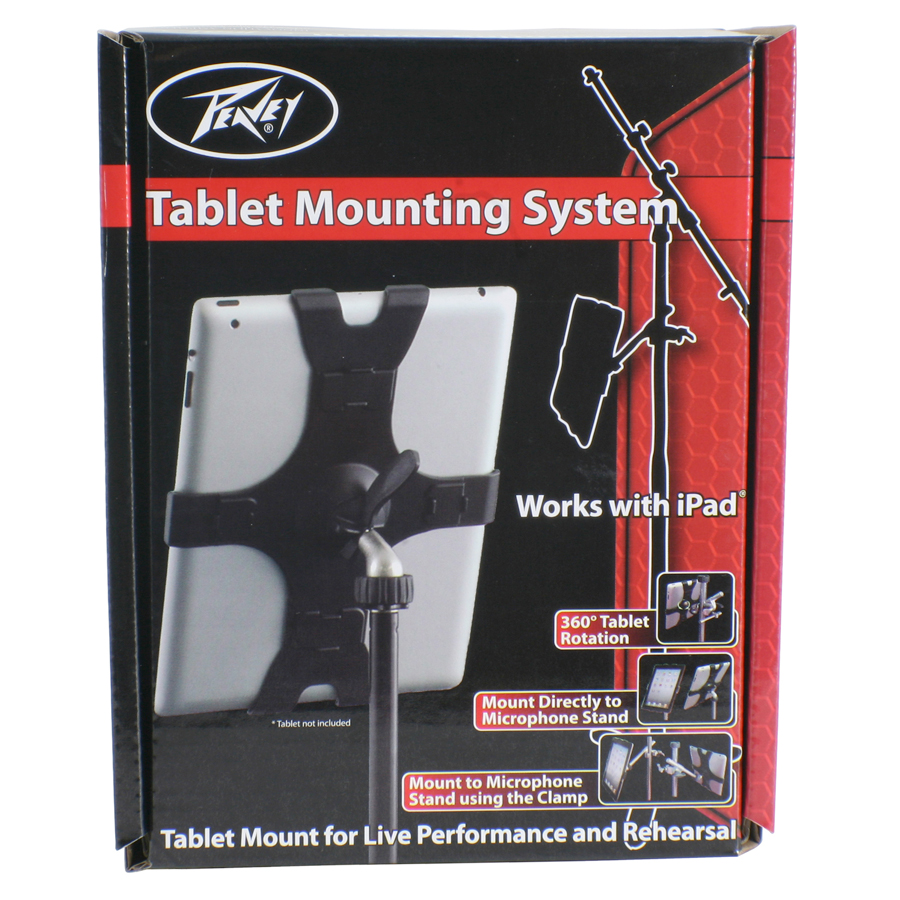 Peavey Tablet Mounting System In Box