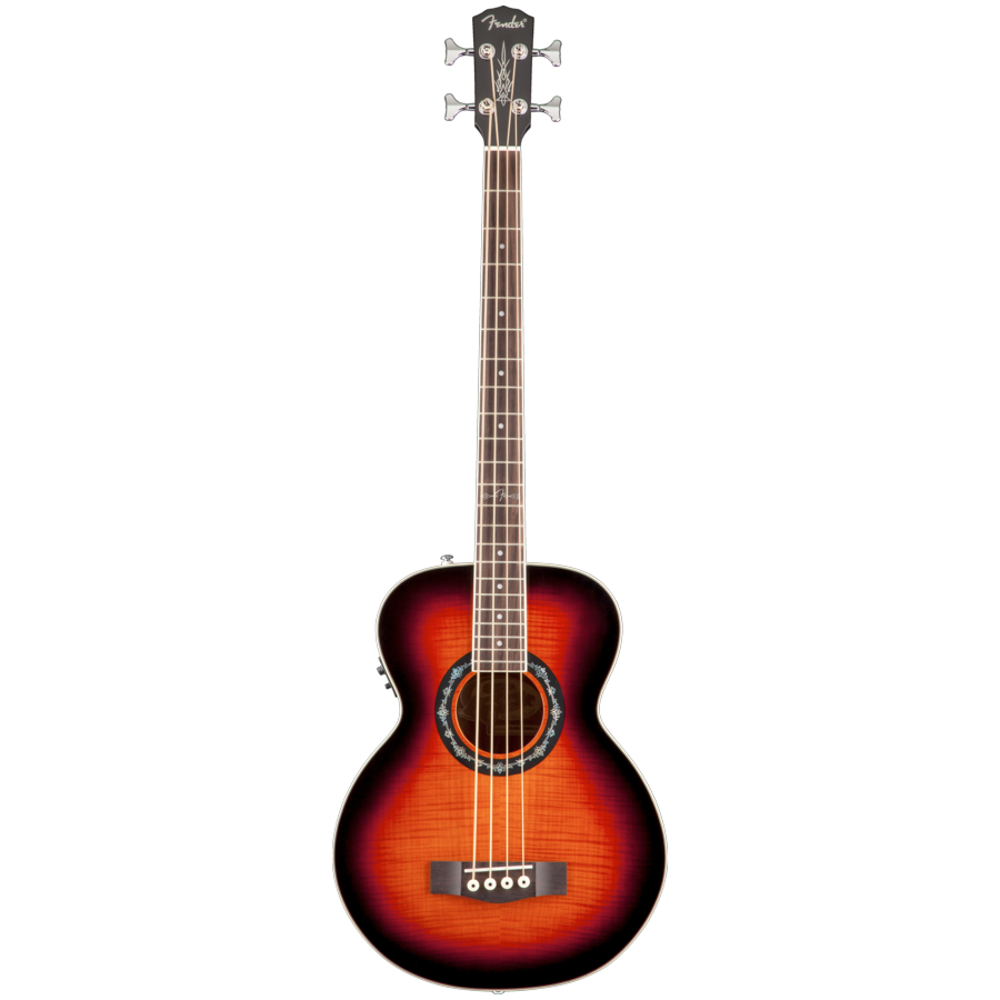 T-Bucket Bass E 3-Color Sunburst