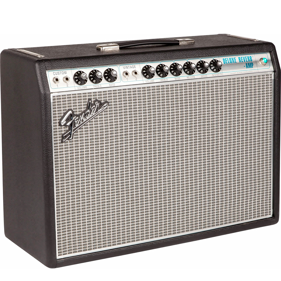 Fender 68 Custom Deluxe Reverb View 3