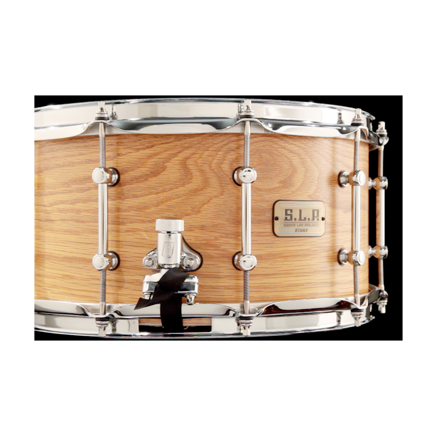 Tama SLP Backbeat Bubinga Birch Snare View 2