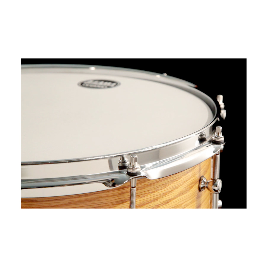 Tama SLP Backbeat Bubinga Birch Snare View 3