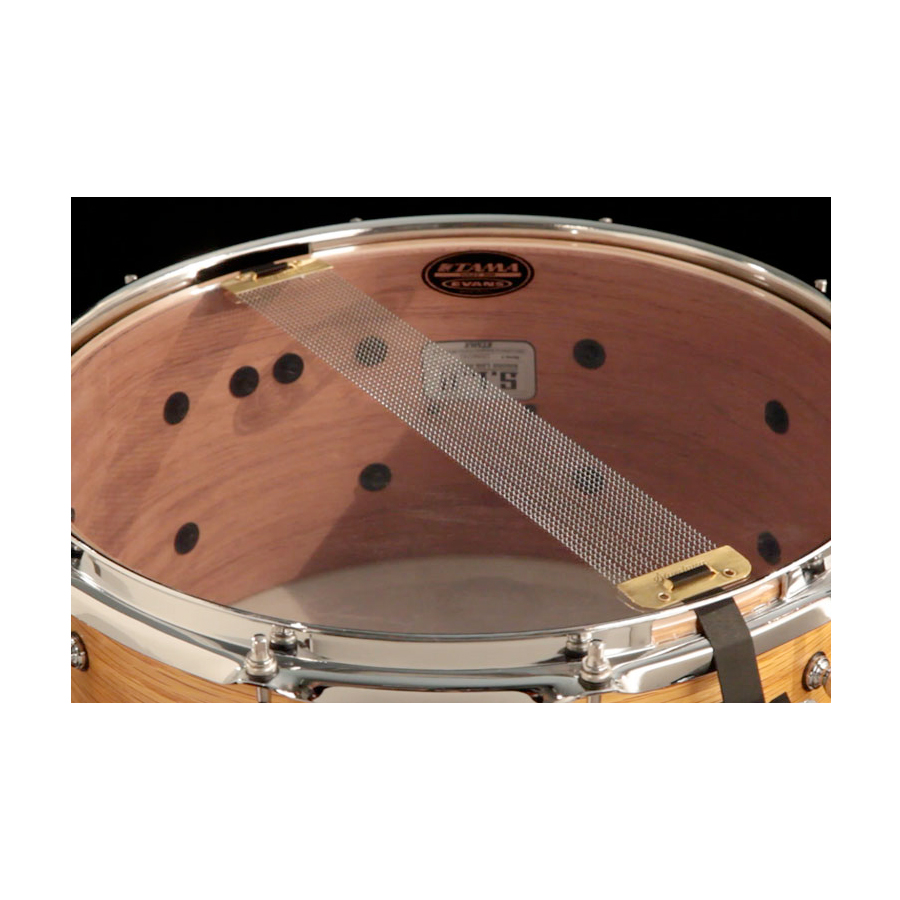 Tama SLP Backbeat Bubinga Birch Snare View 5