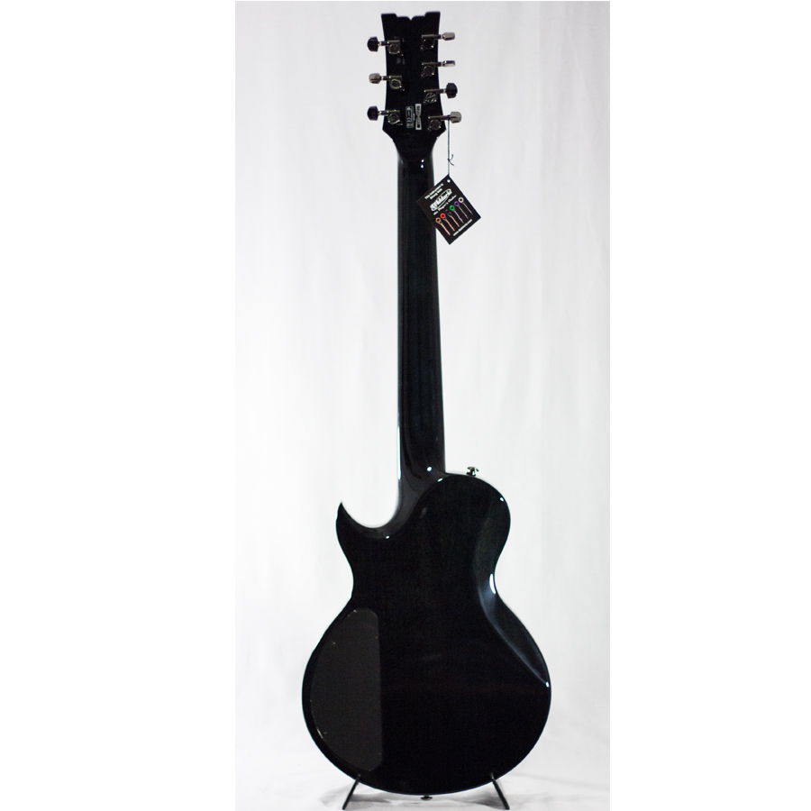 Ibanez ARZ307FM Transparent Deep Black AUCTION Rear View