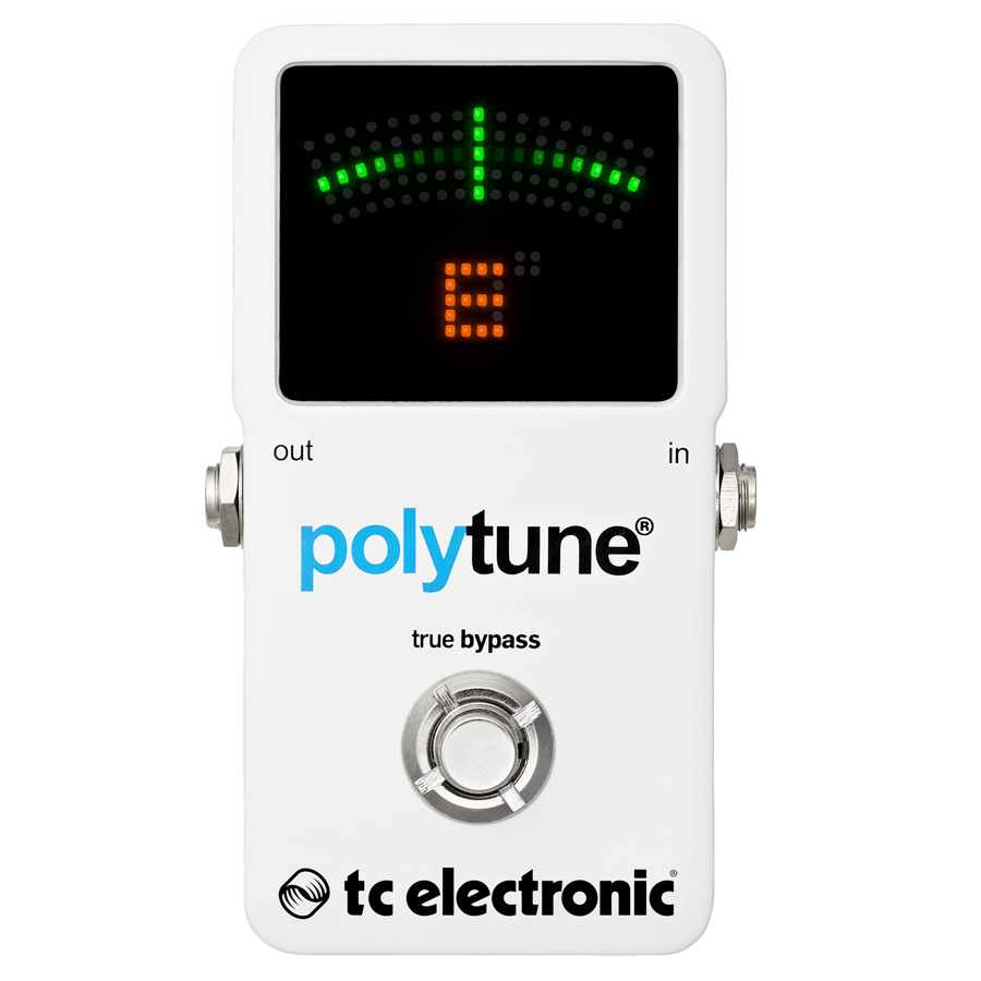 TC Electronic PolyTune 2 View 2