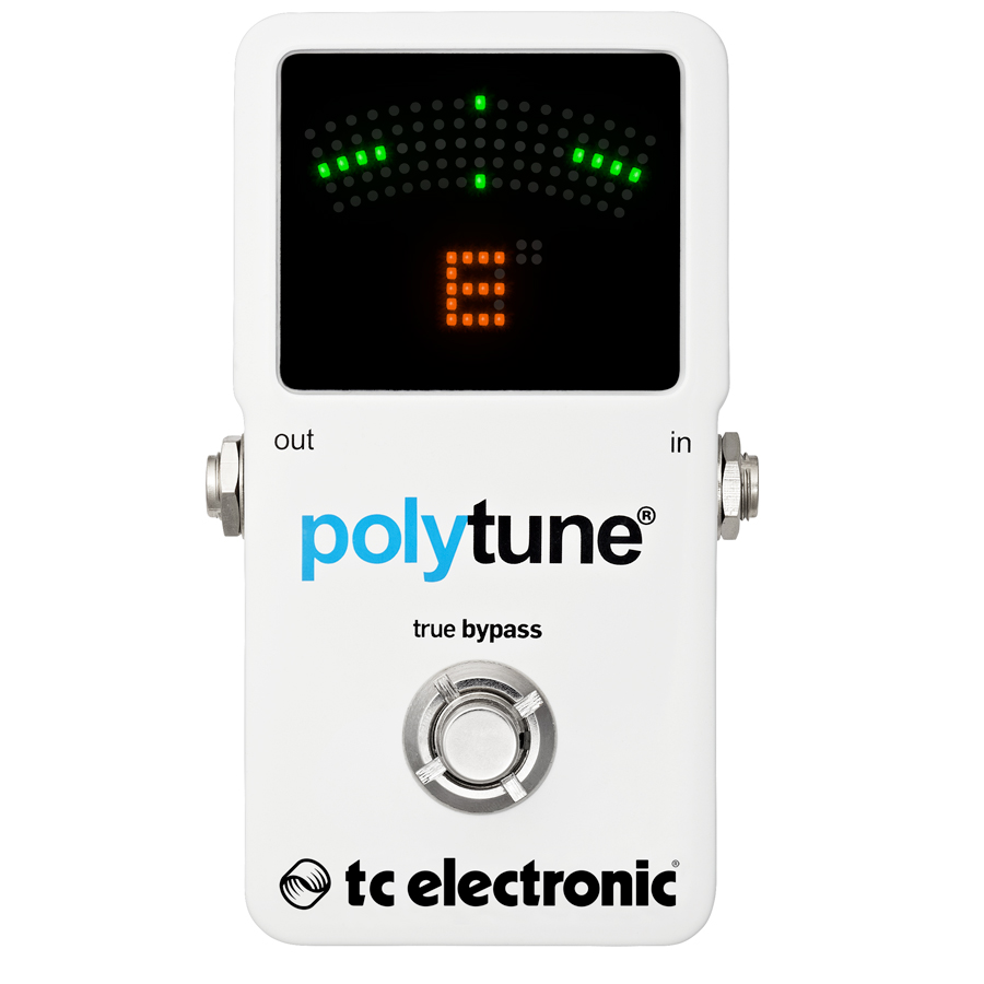 TC Electronic PolyTune 2 View 3