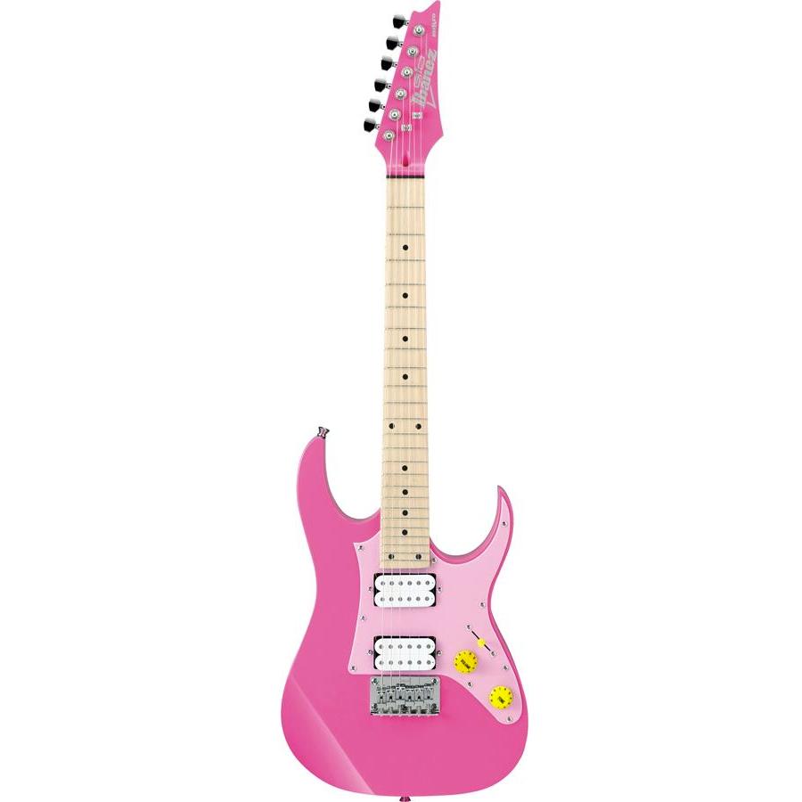 GRGM21MCT Mikro Pink w Light Pink Pickgaurd