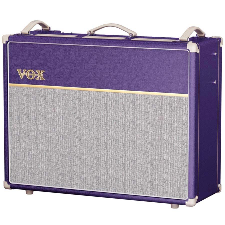 AC30C2PL Limited Edition Purple Custom Series