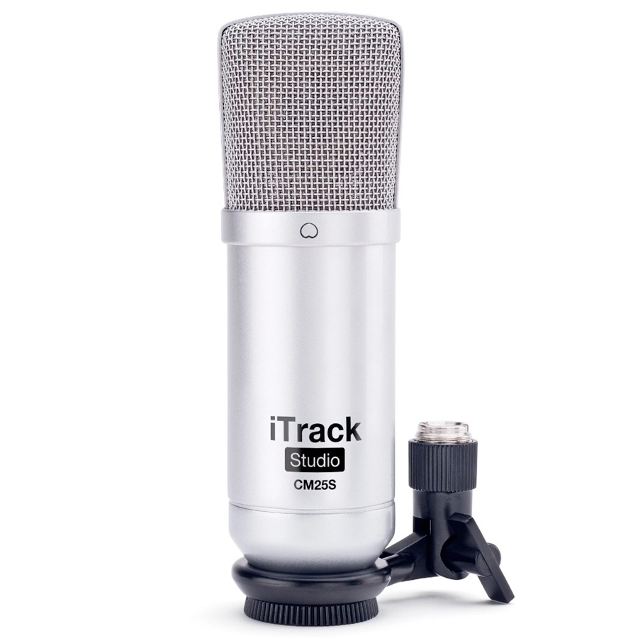 Focusrite iTrack Studio Bundle Mic