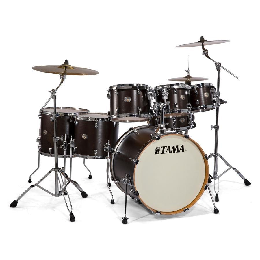 VT72S Silverstar - Satin Black Tamo Ash