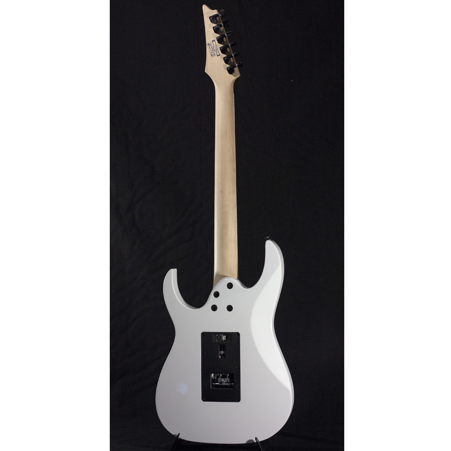 Ibanez RG350DX White AUCTION Rear View
