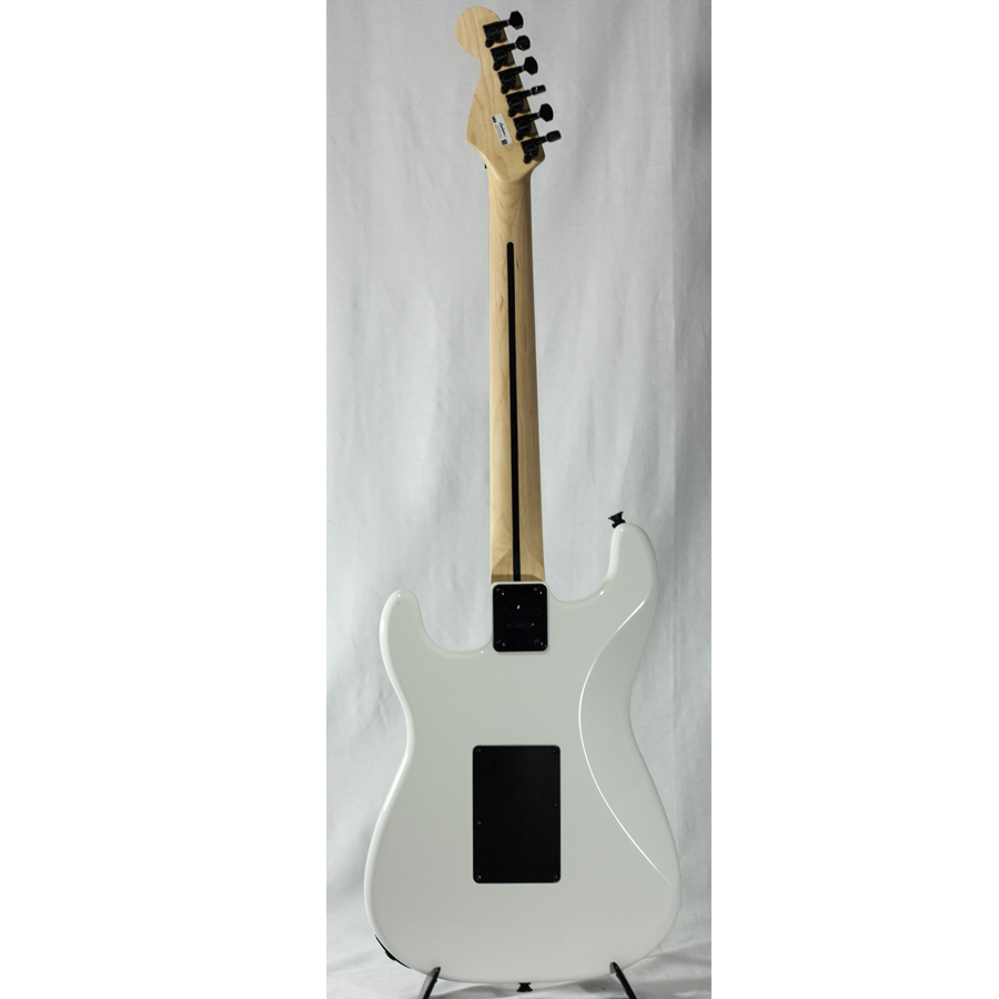 Jackson Adrian Smith Signature SDX AUCTION Rear View