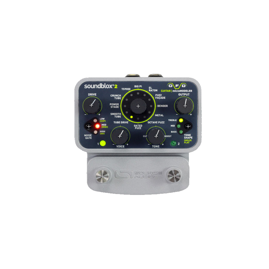 Soundblox2 OFD Guitar microModeler