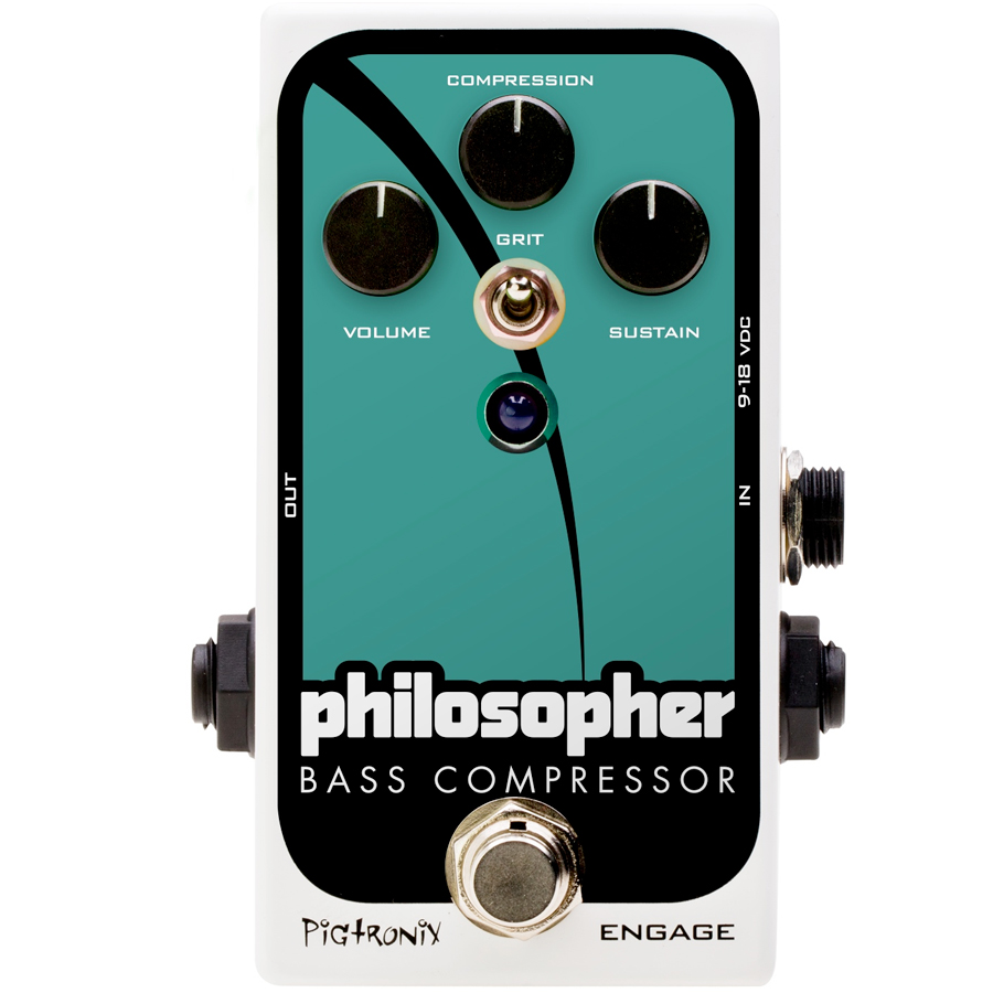 Philosopher Bass Compressor