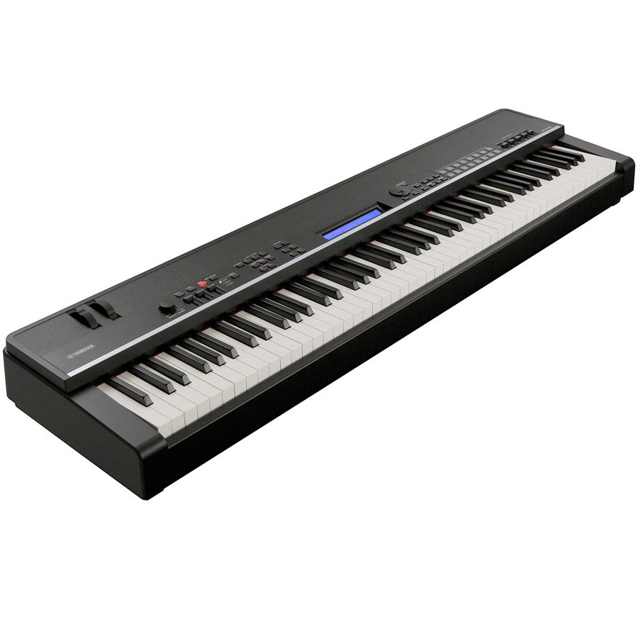 Yamaha CP4 STAGE Piano Angled View 2