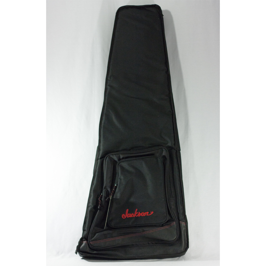 Jackson KVX10 King V Black Blemished Gigbag