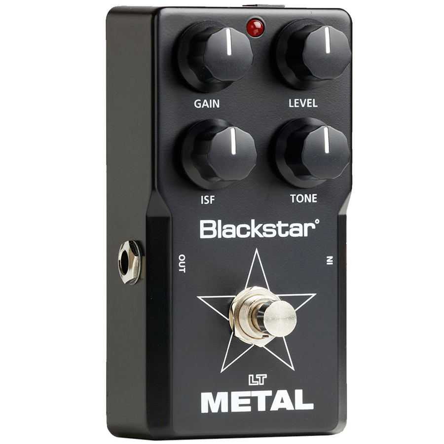 Blackstar LT METAL Guitar Pedal Side View
