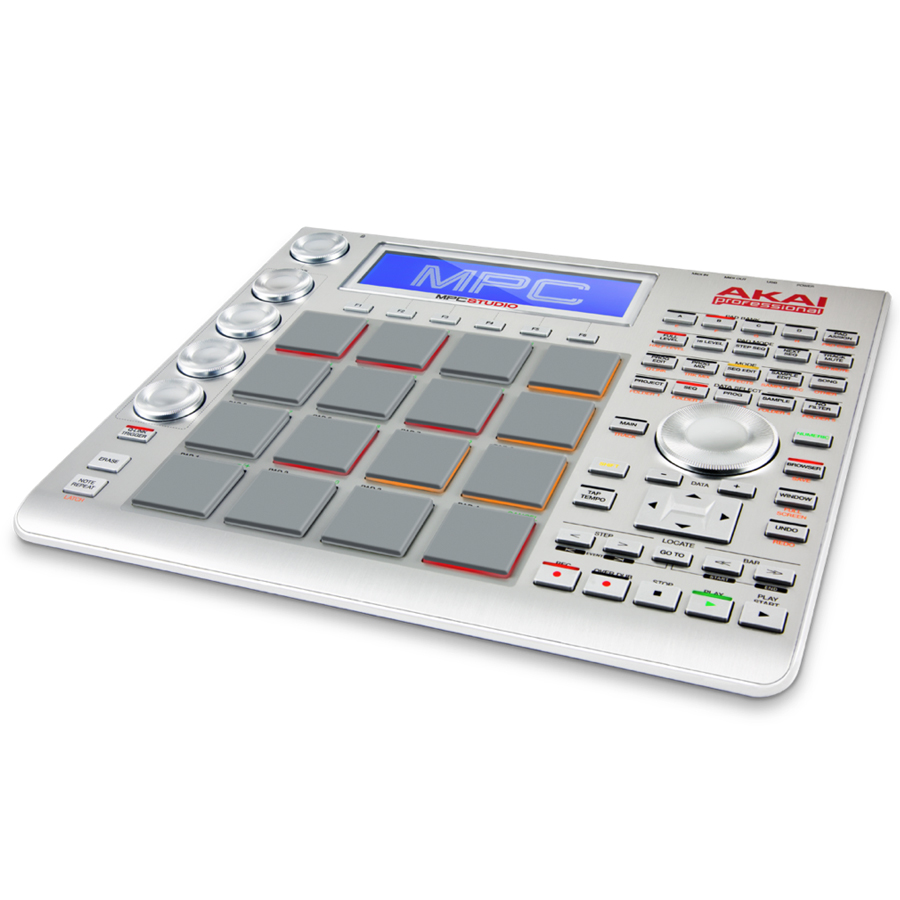 Akai MPC Studio Angled View