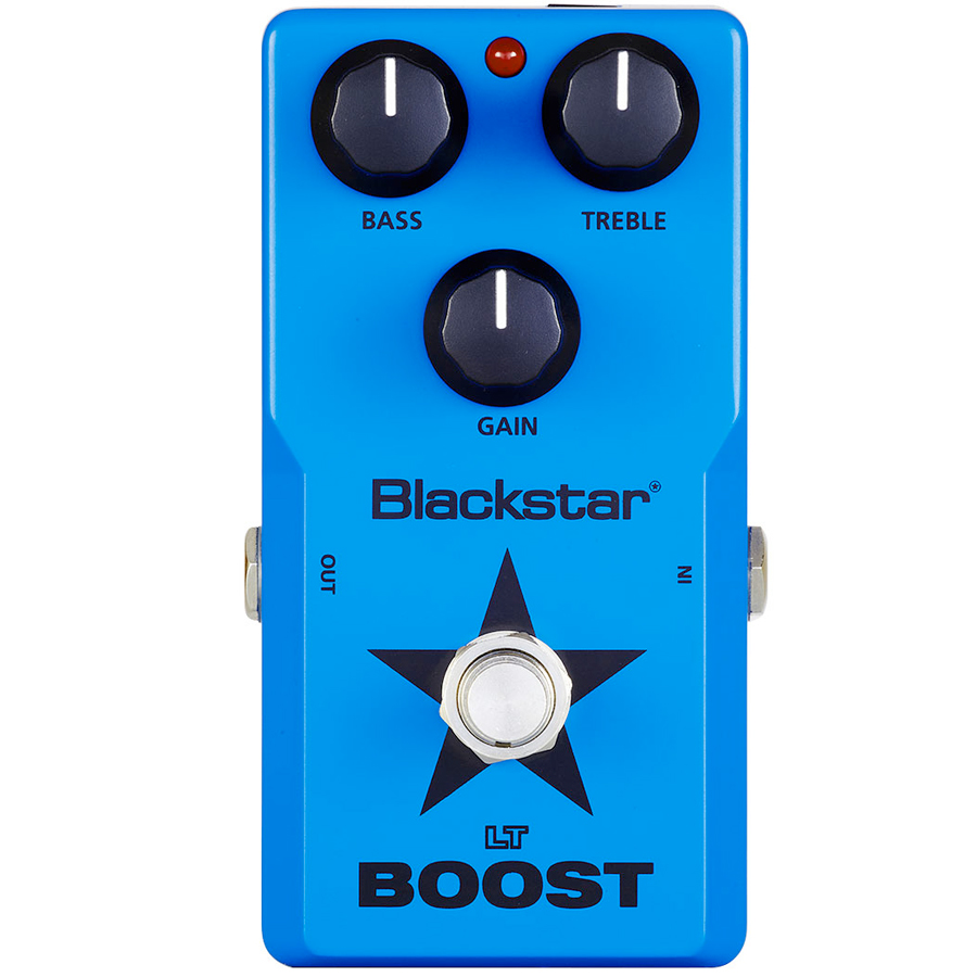 LT BOOST Guitar Pedal