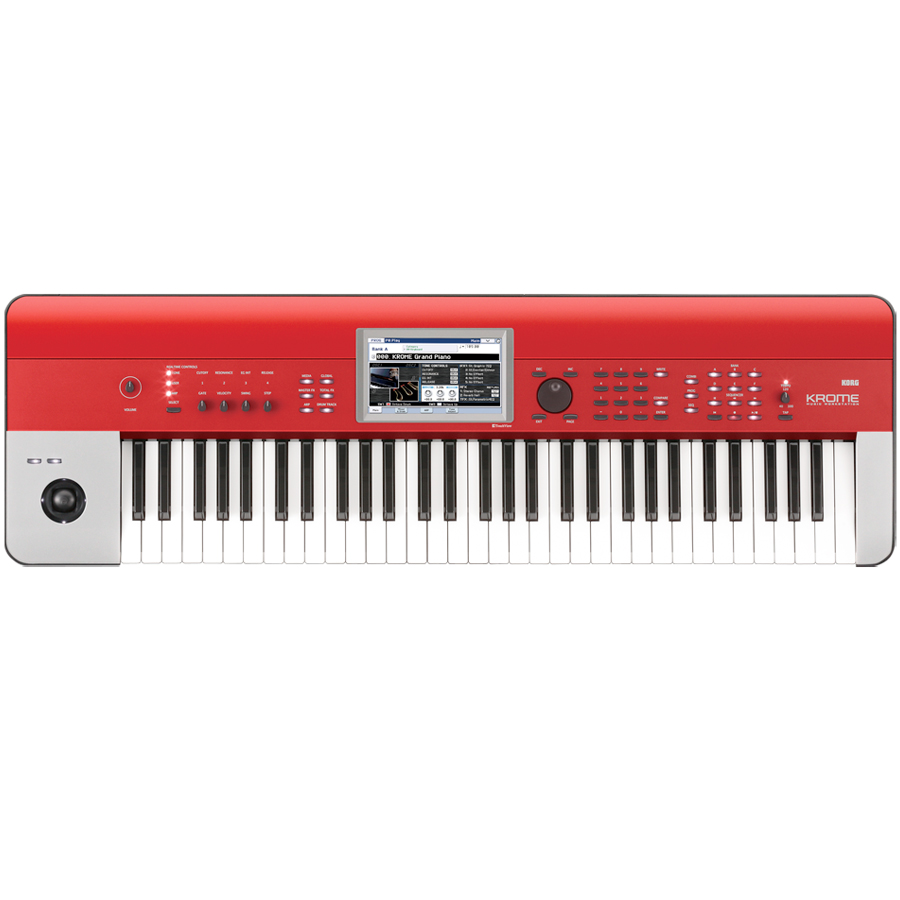 Korg Krome 61-Key Red
