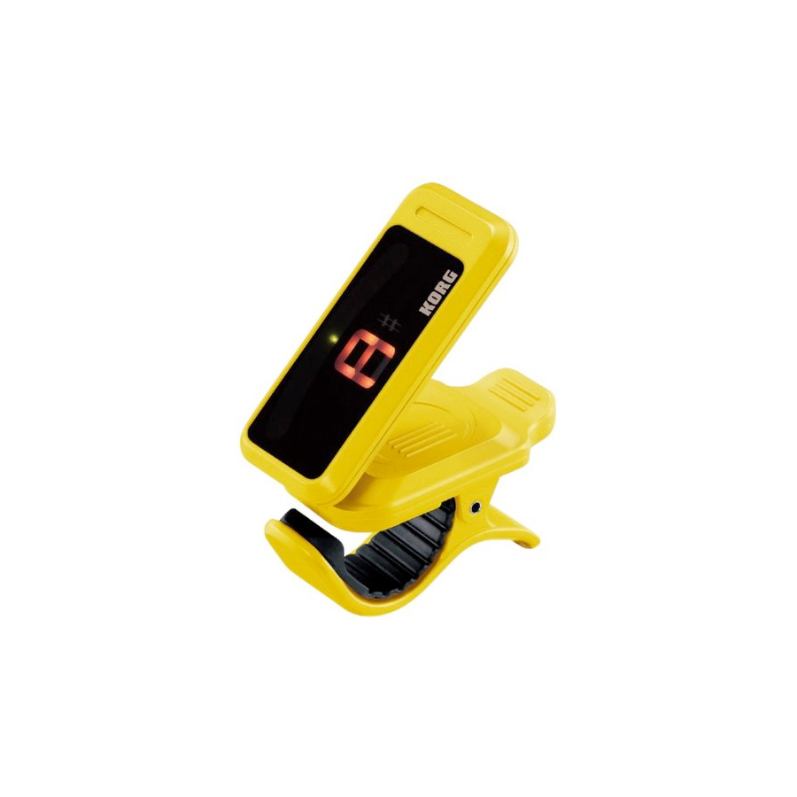 Korg PC1 Pitchclip Limited Edition Colors Yellow