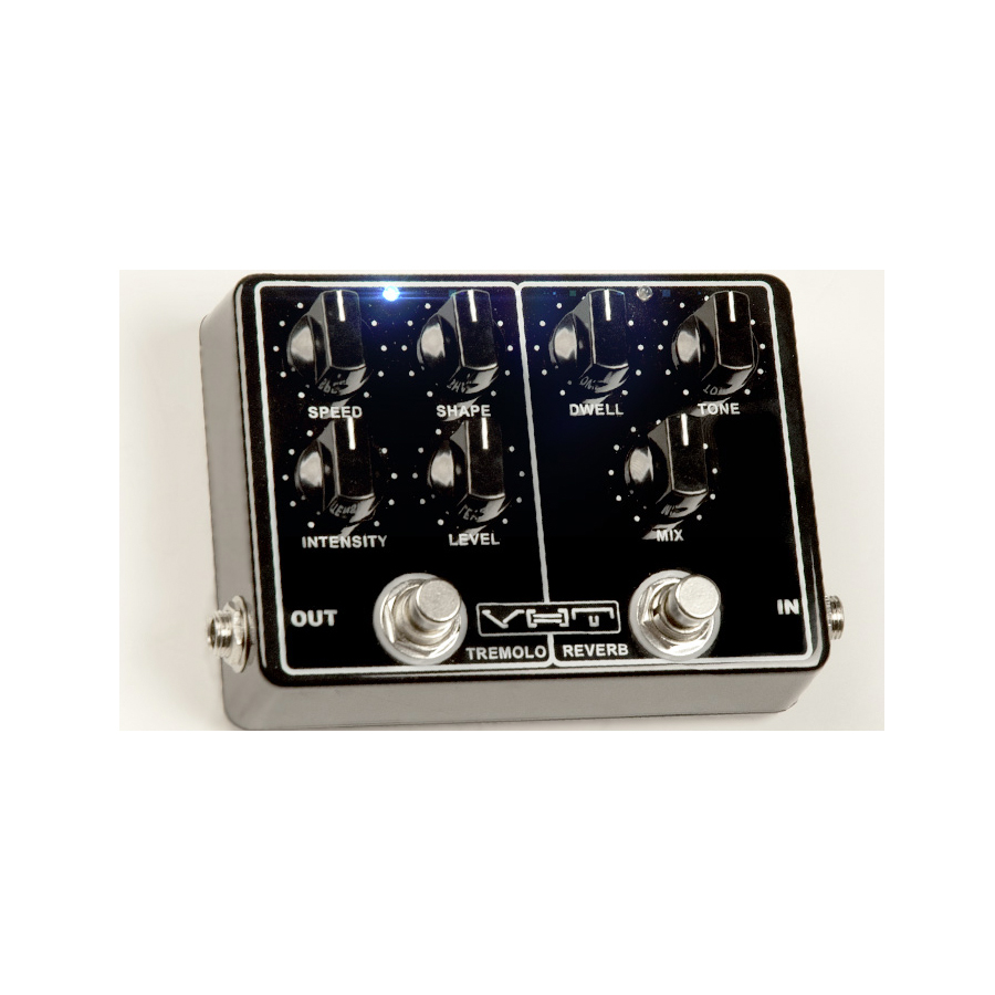 VHT Melo-Verb Pedal Top View