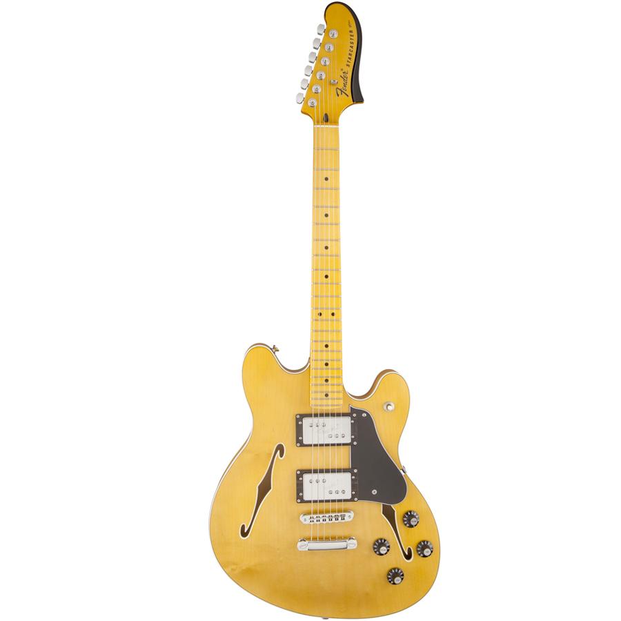 Starcaster Guitar Natural